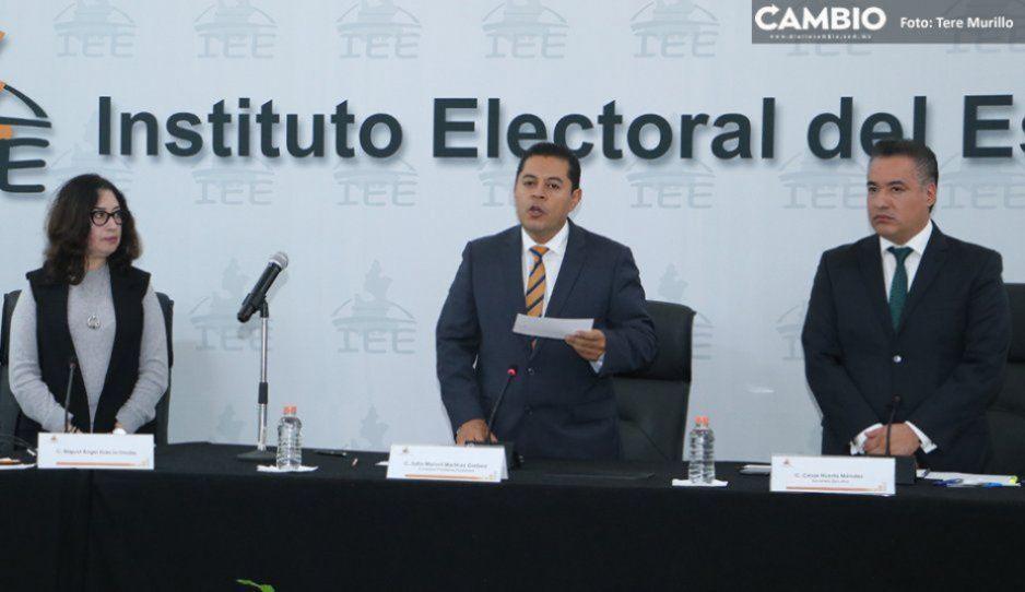 IEE de Puebla, el segundo organismo electoral con mayor recorte presupuestal a nivel nacional