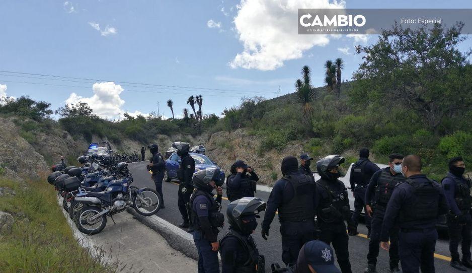 Harán uso de la fuerza pública si inconformes vuelven a bloquear acceso a relleno sanitario de Tehuacán