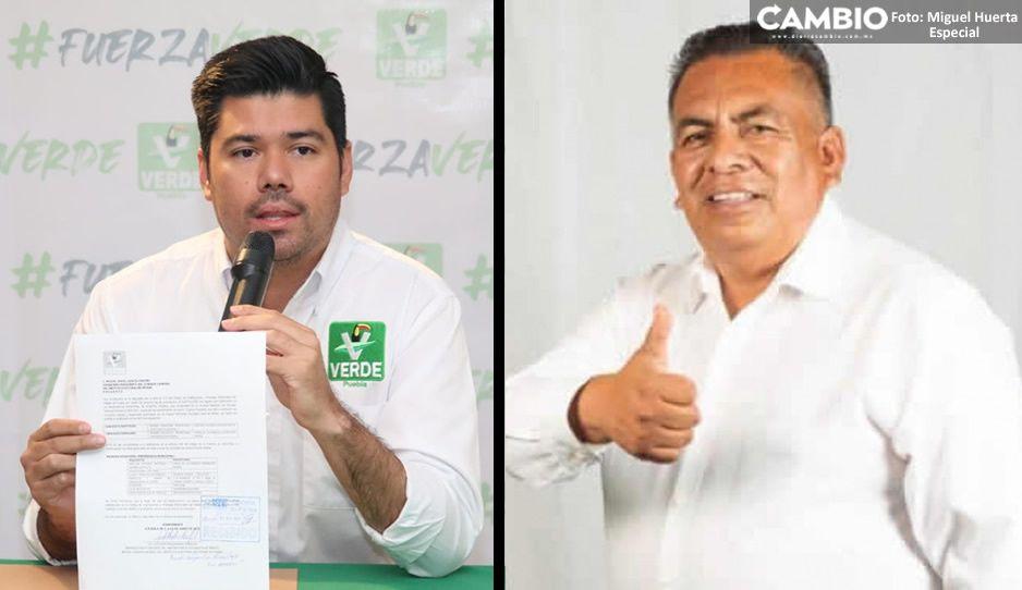 Jimmy Natale denuncia a Porfirio Lima ante FGE y le quita su candidatura por el PVEM tras fingir su secuestro (VIDEO)