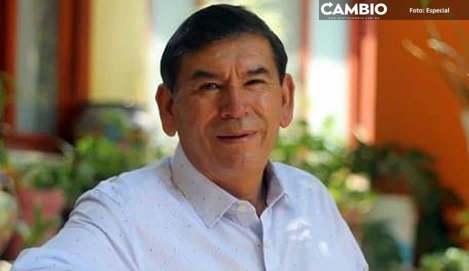 Pedro Tepole critica abandono de Tehuacán y se compromete a reparar las calles en cien días