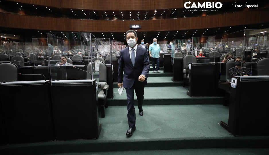 Negociaremos hasta con el PRI en la Cámara de Diputados, ya logramos varias reformas: Ignacio Mier (VIDEO)