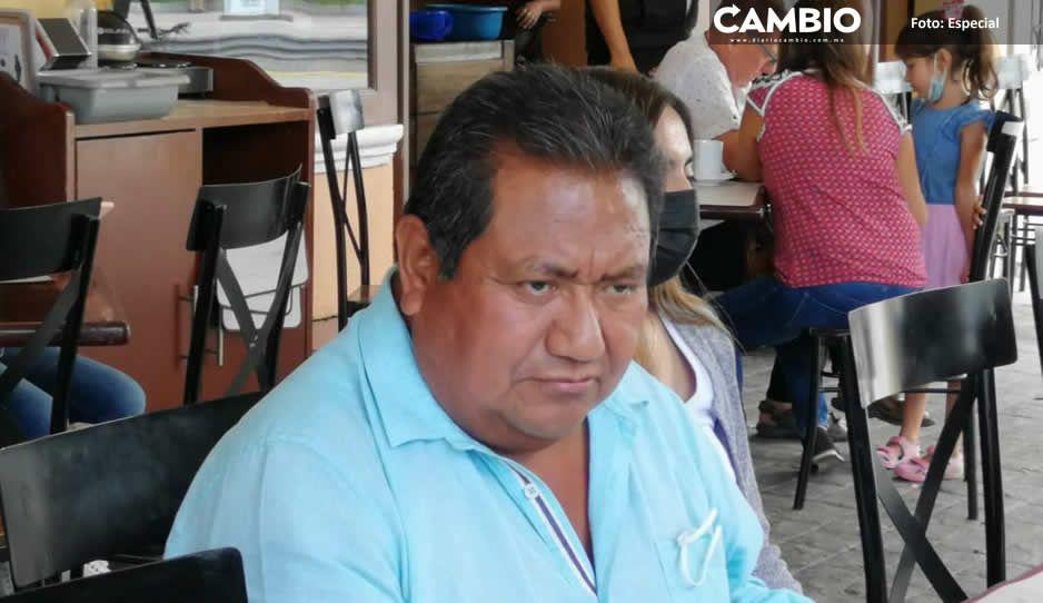 Edil de Tepanco de López asegura que disminuyó la inseguridad, pero atacan a balazos a sus policías