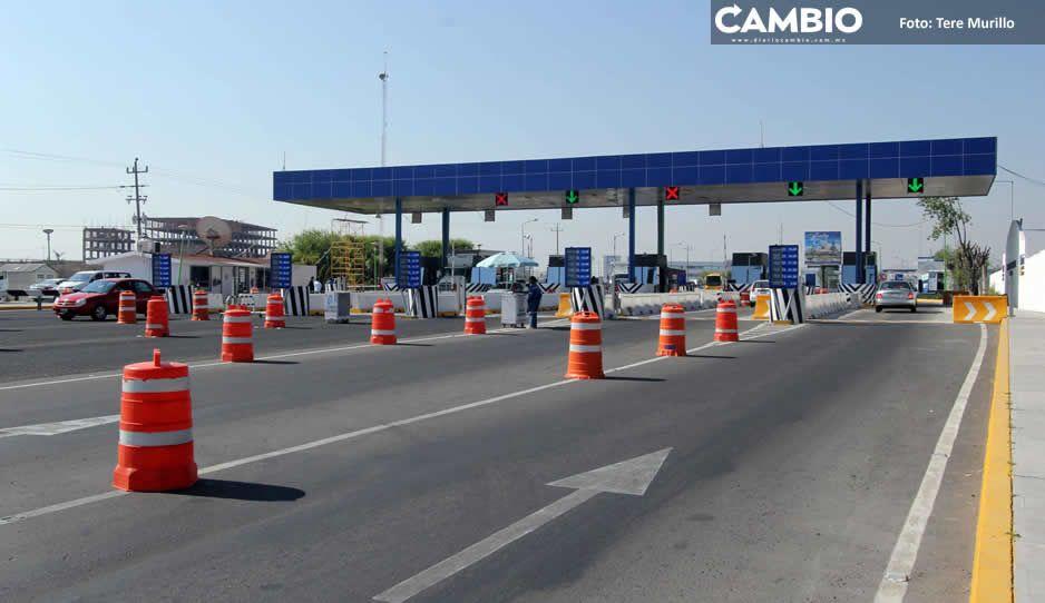 #QuédateEnCasa se refleja en carreteras: caen 11 por ciento los ingresos por peaje en 2020