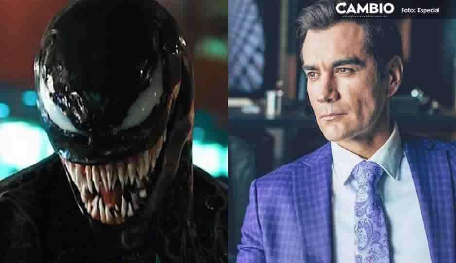 ¿Cómo llegó ahí? David Zepeda habla de su sorpresiva aparición 'Venom 2'
