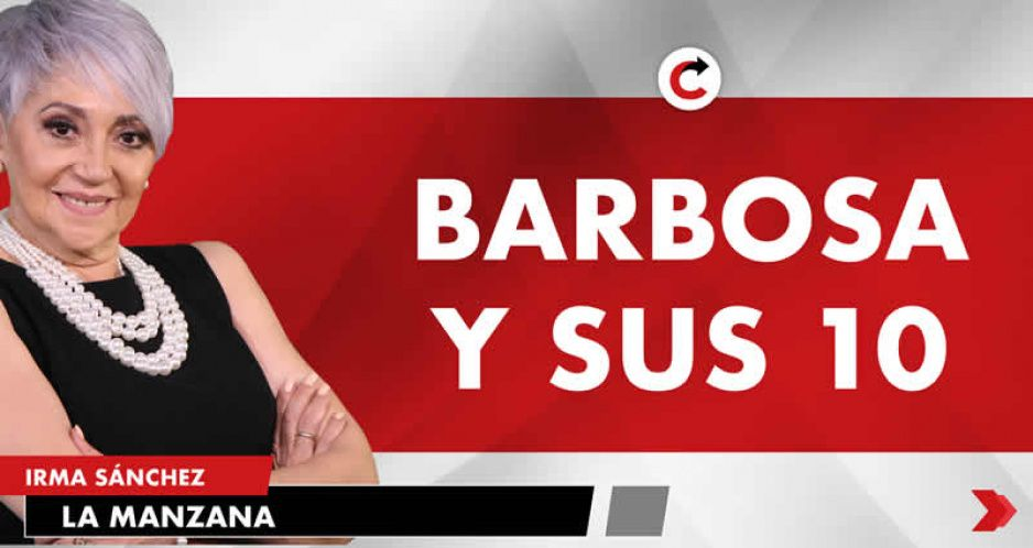 BARBOSA Y SUS 10