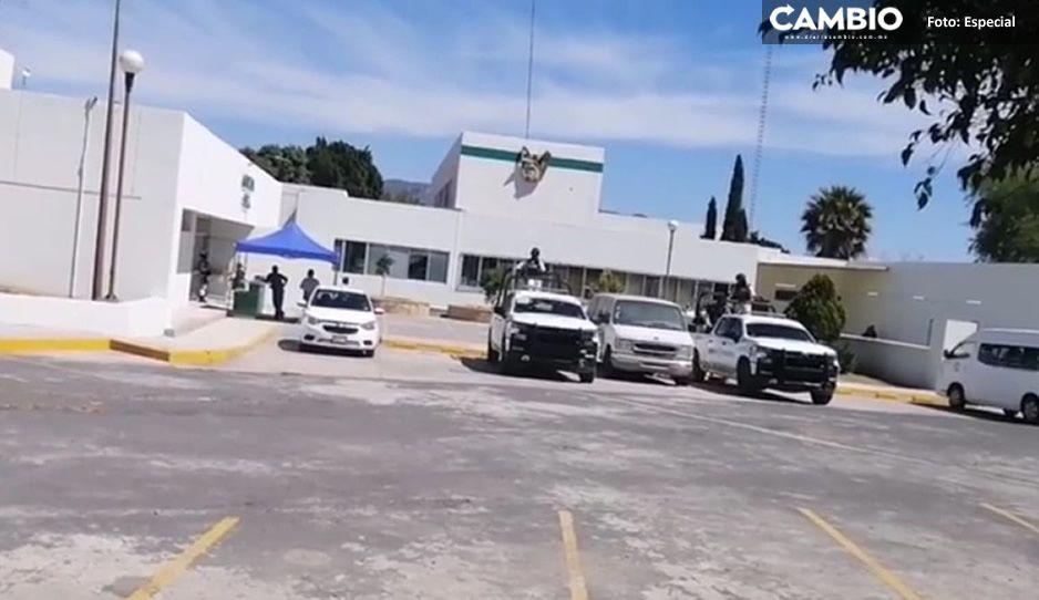 Llegan a Tehuacán la segunda dosis de vacunas vs COVID