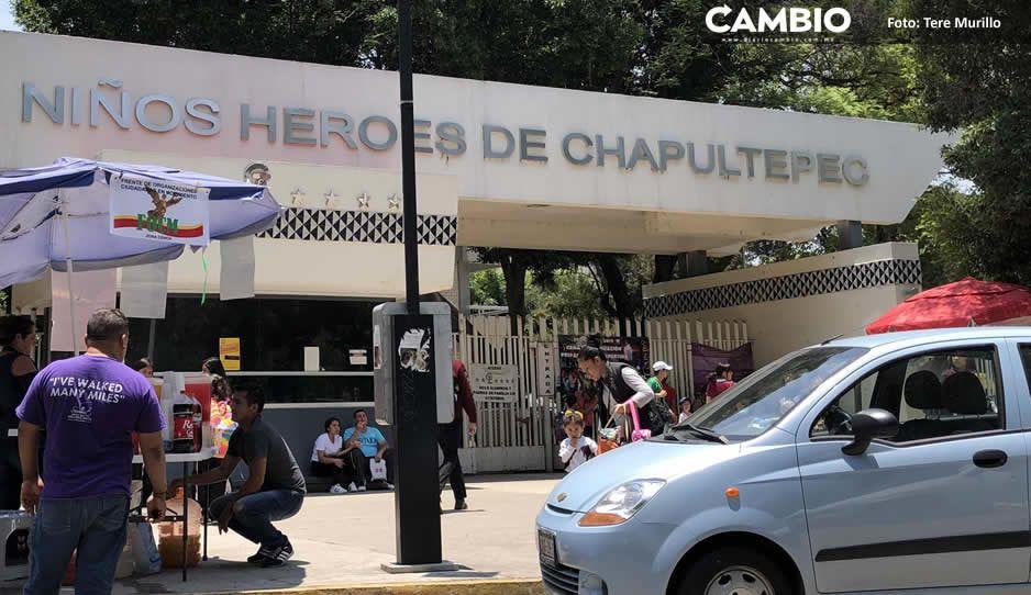 ¡Contagiadero! Van 223 casos COVID y 45 escuelas cerradas tras el regreso a clases en Puebla (VIDEO)