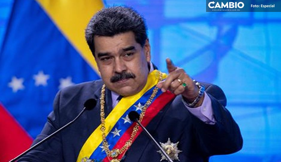 Maduro propone a Venezuela como principal proveedora de gas a México