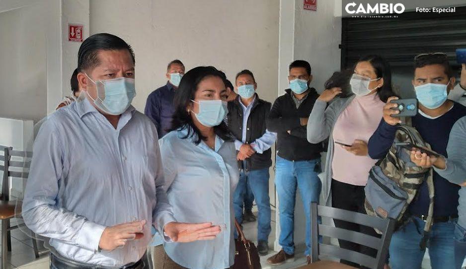 Seguridad pública y salud en Cuautlancingo serán prioridad en mi gobierno: Filomeno Sarmiento