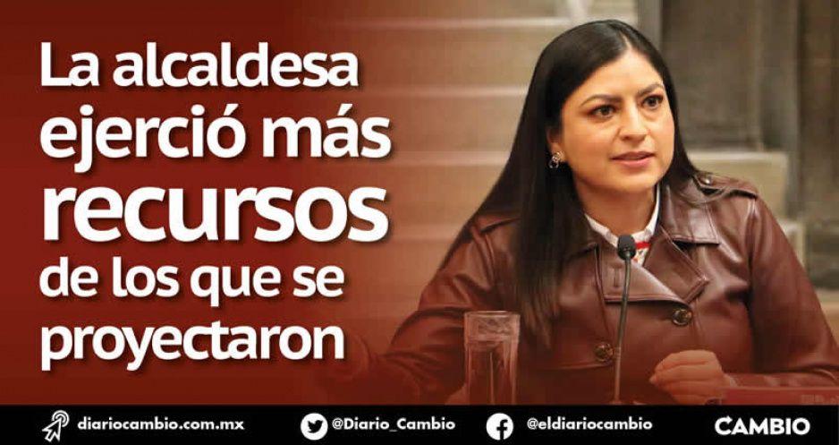 Sigue la gastadera de Claudia: le metió otros 152 millones extra al presupuesto en agosto