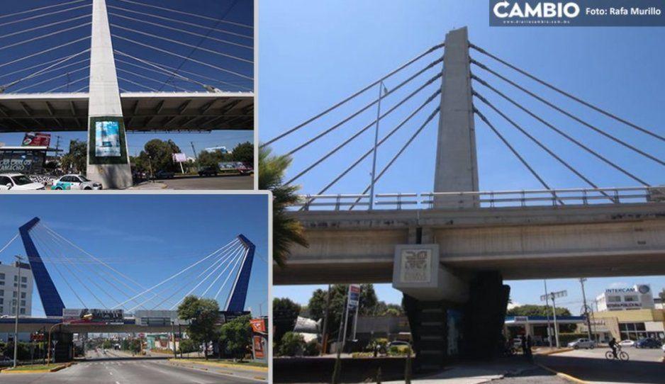 Hay 21 denuncias vs ex funcionarios morenovallistas por puentes atirantados: Barbosa