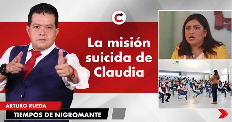 La misión suicida de Claudia