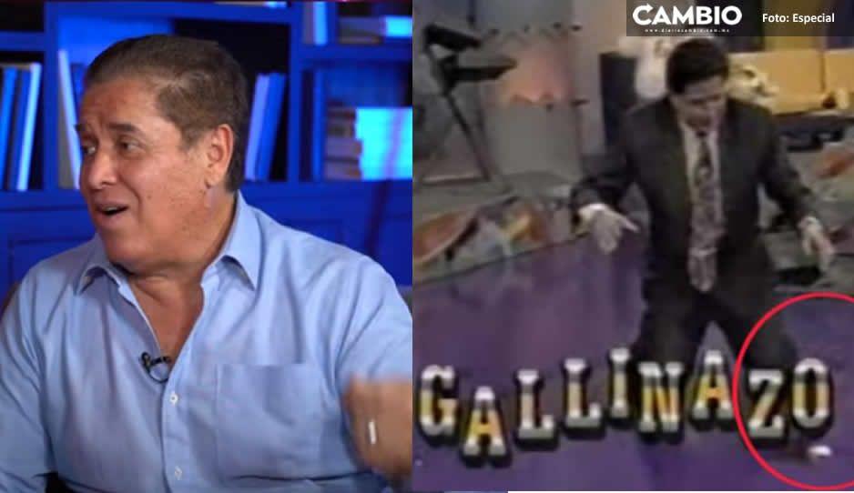 Mario Bezares confiesa contenido de bolsita con polvo que se cayó durante 'El Gallinazo' (VIDEO)