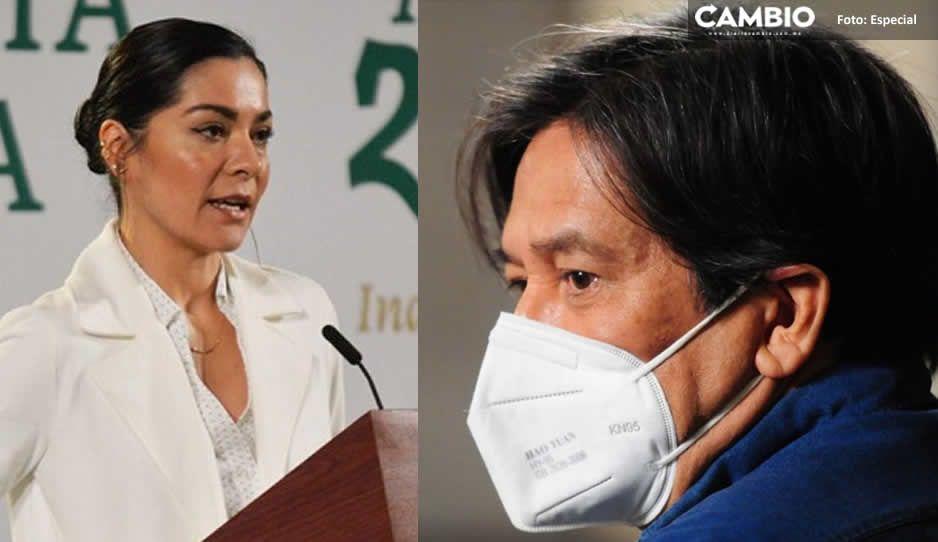 Julio Astillero amenazó a la poblana Liz Vilchis con denunciarla por difamar a los periodistas