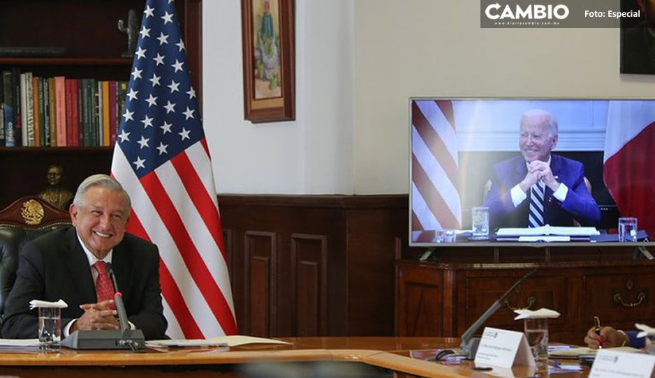 ¡No hubo acuerdo! AMLO aceptó que Biden no compartirá vacunas con México