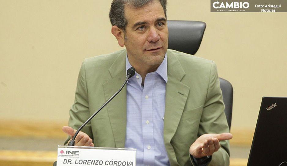 "Lorenzo Córdova le responde tajante a Félix Salgado ""No nos dejaremos amedrentar"""