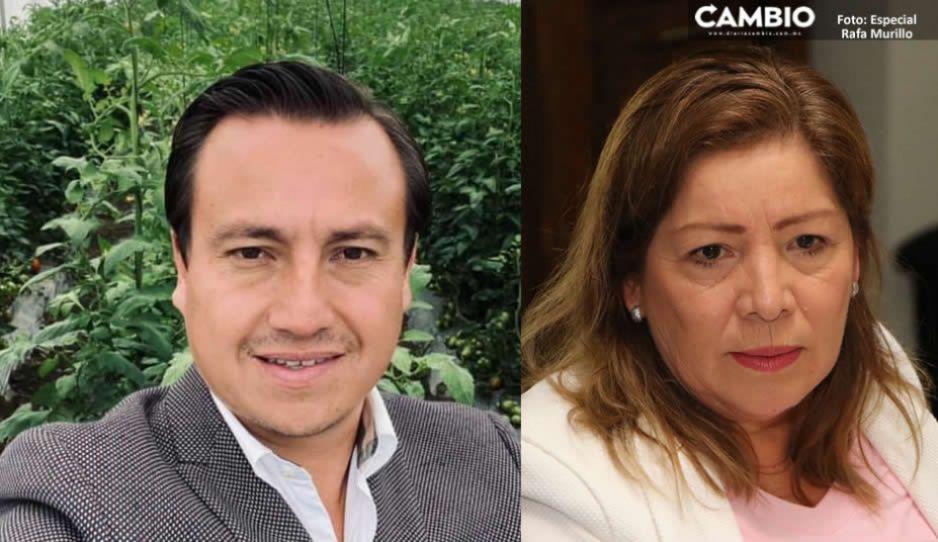 Marisol Cruz niega dar información sobre estados financieros, asegura Nacho Mier Bañuelos