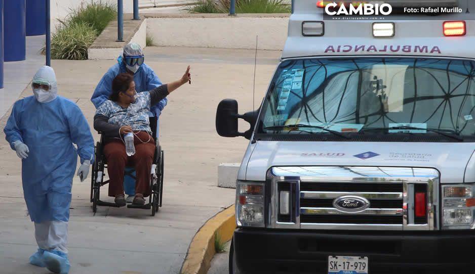 COVID no da tregua en Puebla: registra récord de contagios con 305 positivos en 24 horas