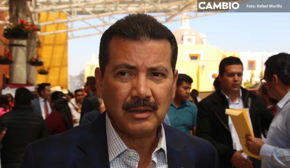 Arriaga justifica sus promesas incumplidas: no hubo recursos y se atravesó la pandemia
