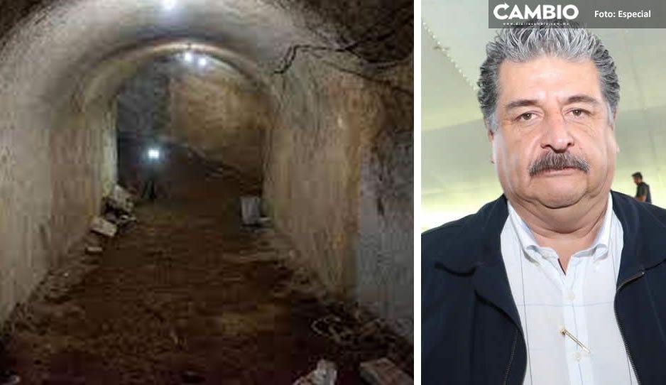 Ecoloco Vargas acepta que presbítero lo denunció penalmente por excavación de túneles