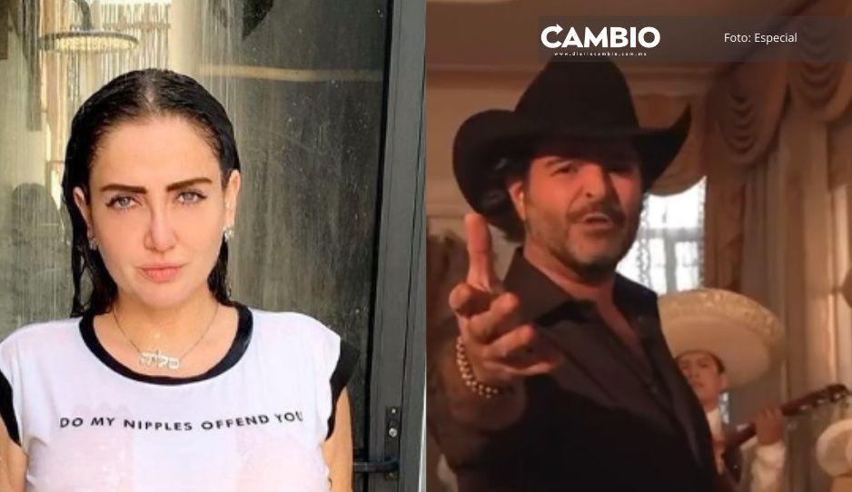 VIDEO: ¡Se desgreñan! Celia Lora y Pablo Montero se pelean en La Casa de los Famosos