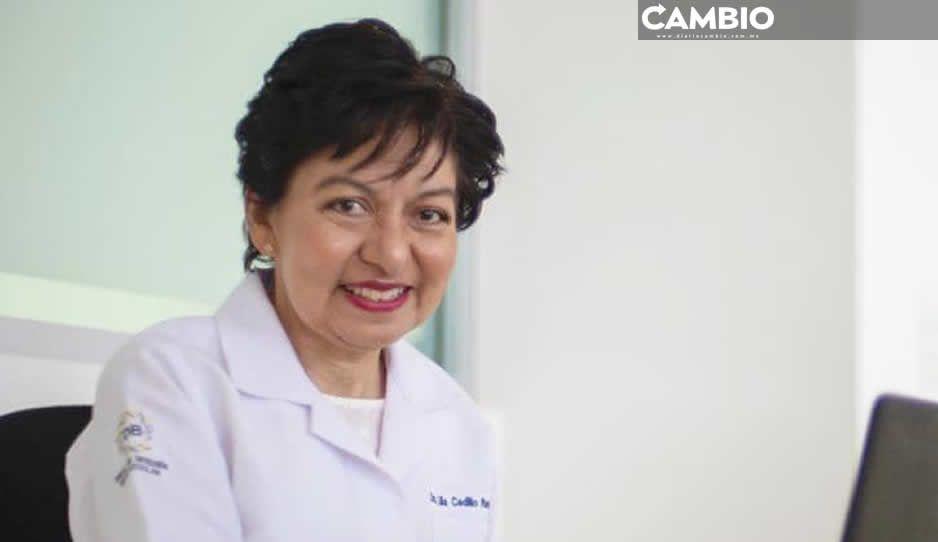 Lilia Cedillo promete infraestructura accesible para discapacitados en la BUAP (VIDEOS)