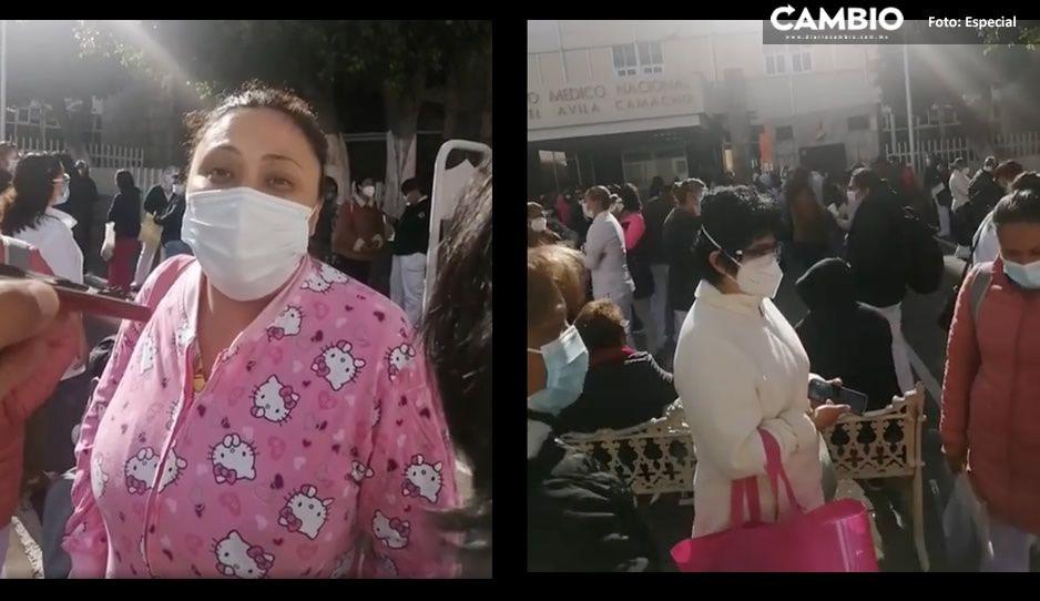 Personal del IMSS ya espera su segunda dosis con esperanza: por fin seremos inmunes (VIDEO)