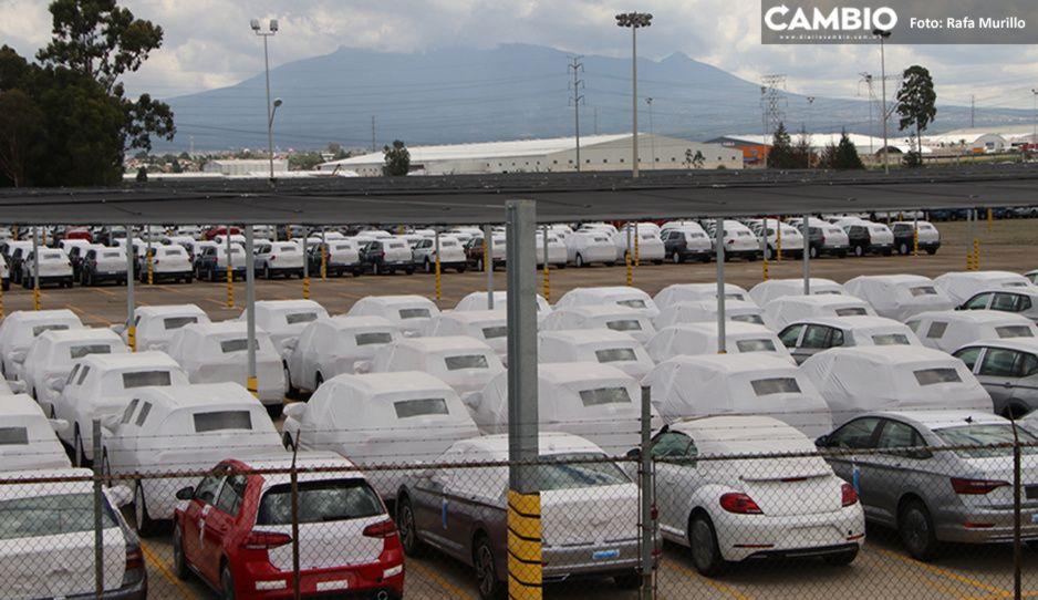Pandemia sigue golpeando a VW: ventas caen 5 % en marzo