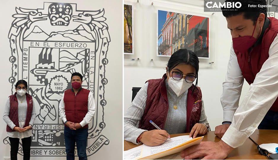 Nora Merino sería coordinadora de Morena en el Congreso tras salida de Biestro