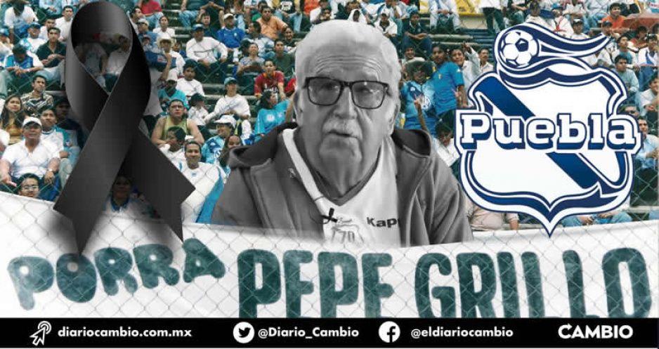 Fallece a los 86 años Pepe Grillo, el seguidor más fiel de la Franja