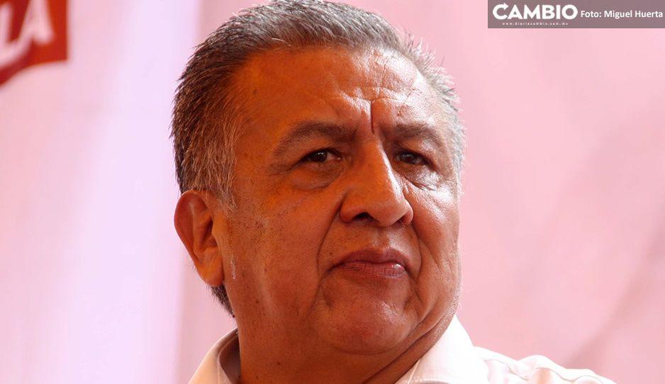Cámara de Diputados prepara guillotina de Saúl Huerta, el sábado analizará su desafuero
