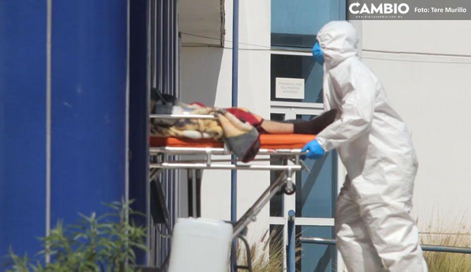 Puebla se mantiene estable en COVID; reportan 174 contagios, 42 muertos y 500 hospitalizados