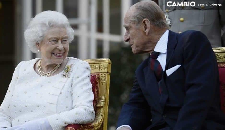 Reina Isabel II da el último adiós al príncipe Felipe: solo 30 personas asistirán al funeral