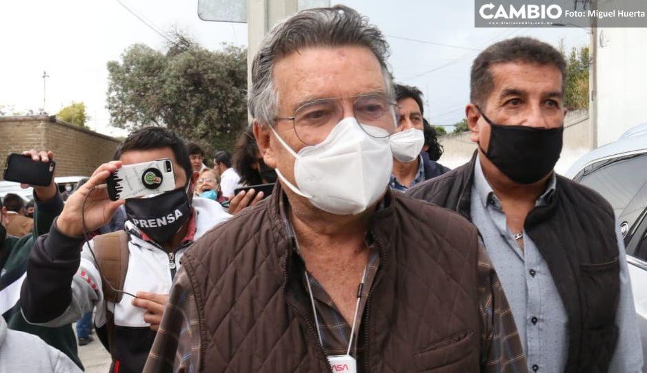 Tal como adelantó CAMBIO: Maurer se inscribe para la reelección como diputado (VIDEO)