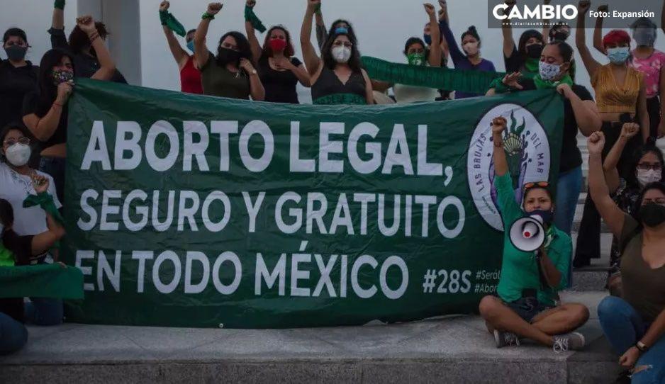 ¡Avanza la marea verde en México! Veracruz despenaliza el aborto hasta la semana 12