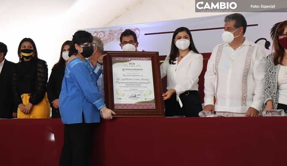 Ecoloco Vargas se corona como edil covidiota y arma fiesta masiva para festejar los 160 años de Huauchinango