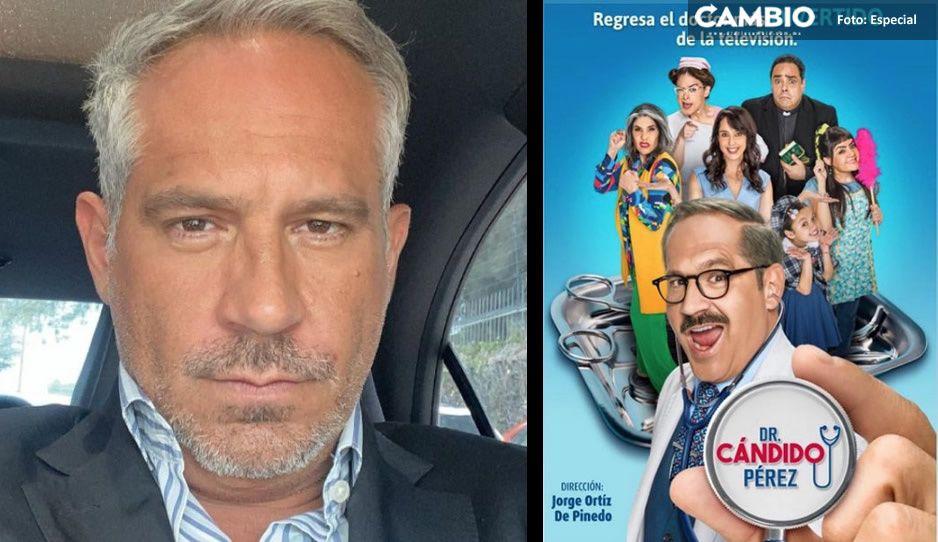 Arath de la Torre fracasa en promoción de Dr. Cándido Pérez, tras escándalo de Voladores de Papantla