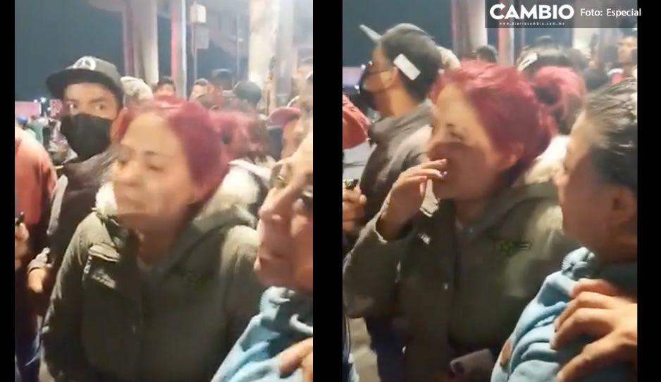 VIDEO: Marisol Tapia la madre de Brandon que se hizo viral por la búsqueda de su hijo