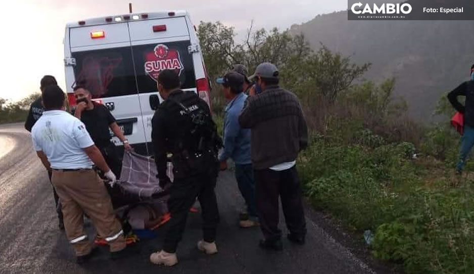 ¡Fatal! Ambulancia dejará de funcionar en Ajalpan porque municipio niega solventar el gasto