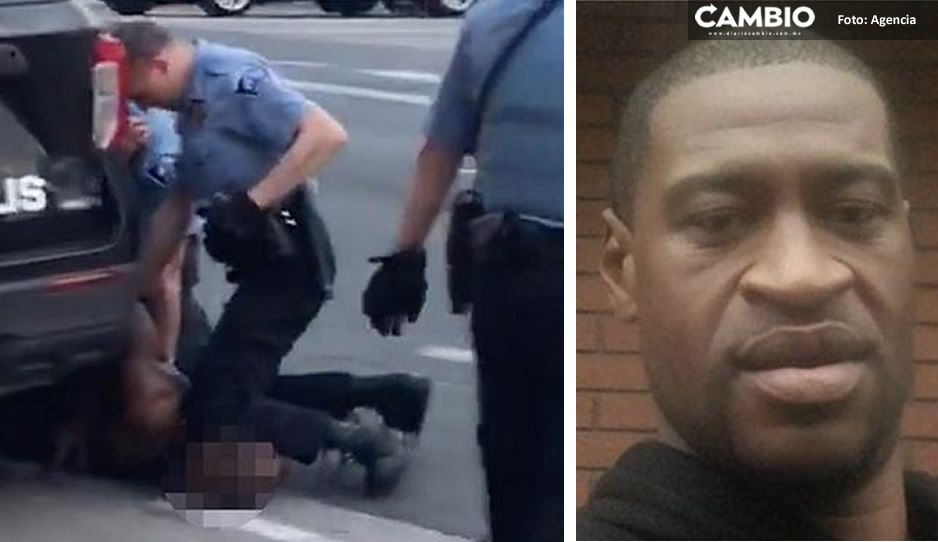 Declaran culpable a ex policía Derek Chauvin por asesinar a George Floyd en Mineápolis