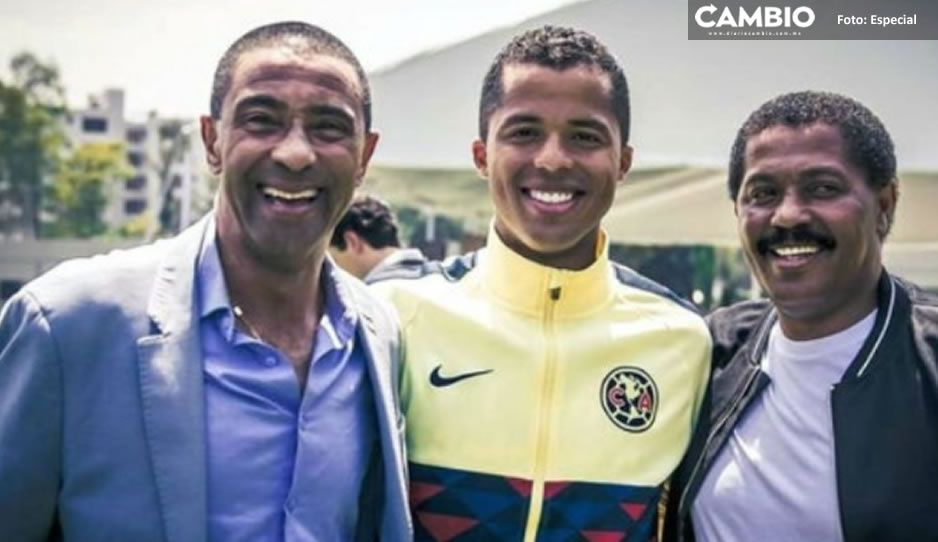 Fallece Zizinho, padre de Jonathan y Giovani dos Santos