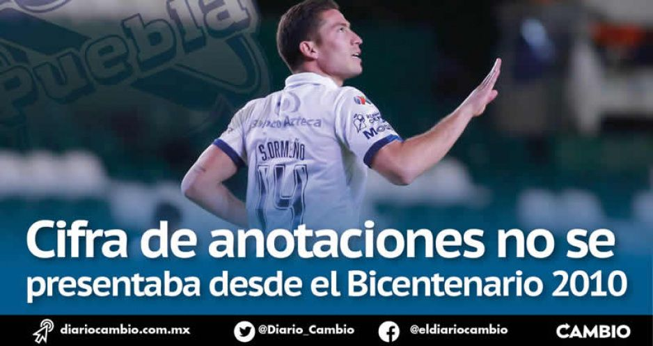 Santi Ormeño rompe récord en La Franja: desde hace 11 años nadie tenía 10 goles
