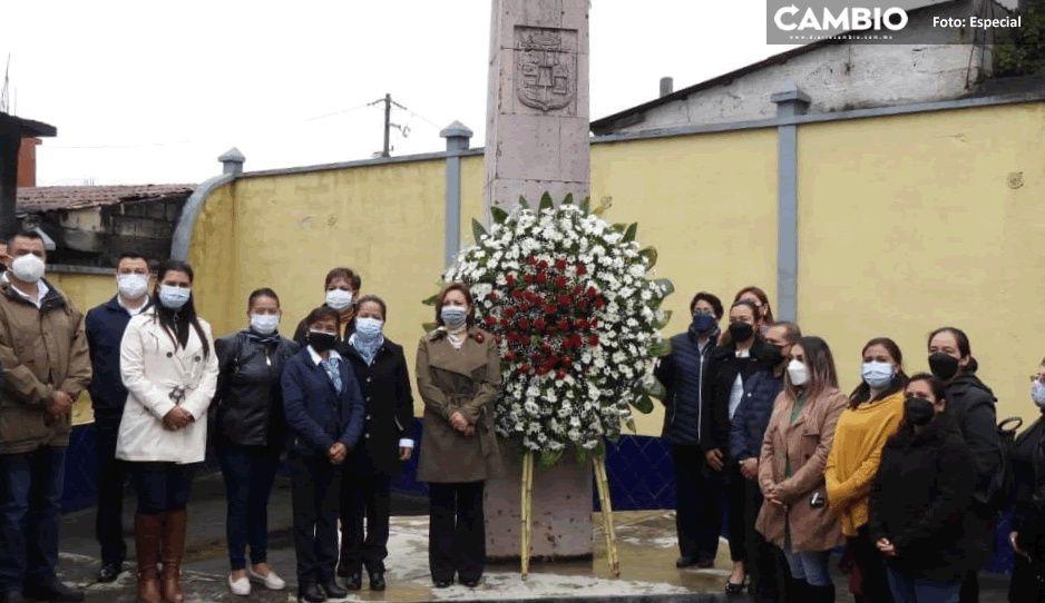 Gobierno de Carlos Peredo rinde homenaje a víctimas del desastre del 5 de octubre de 1999
