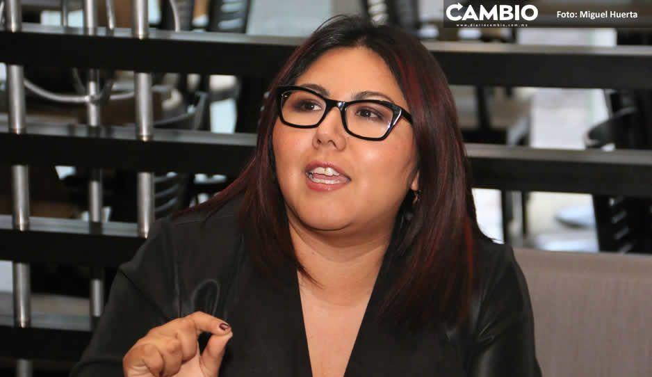 Genoveva Huerta pide a panistas olvidar sus aspiraciones y sumarse a los mejores perfiles