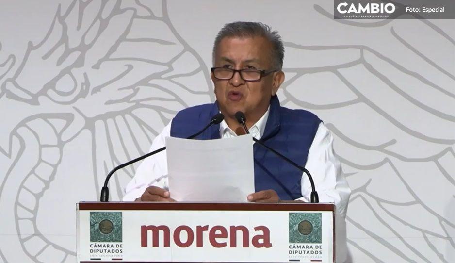 Sufrí un intento de extorsión o chantaje, el menor sí trabajaba en mi campaña pero soy inocente: Saúl Huerta (VIDEO)