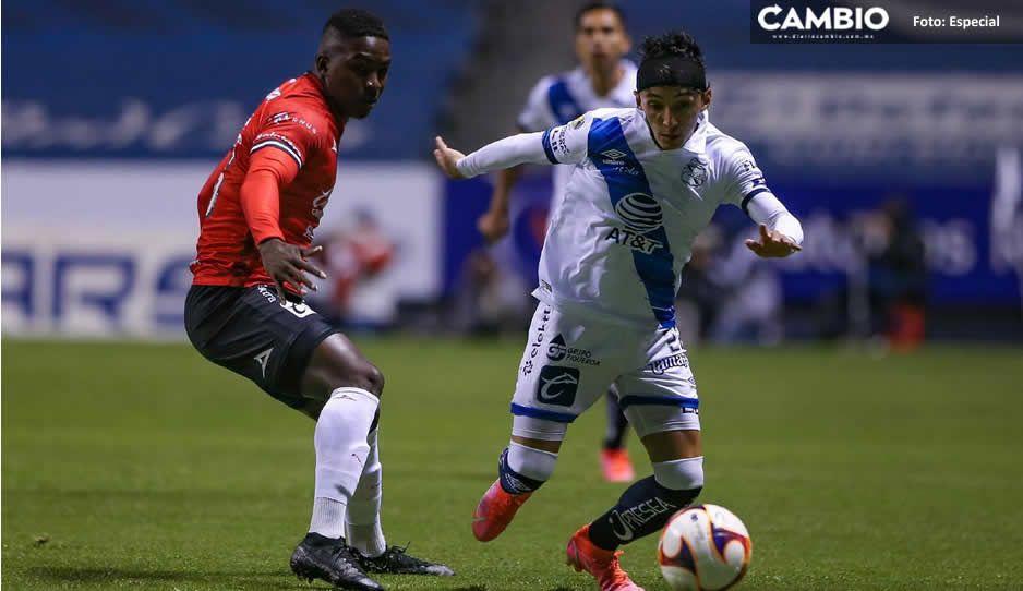 Viernes Santo para el Club Puebla; le gana a Mazatlán 3 a 1