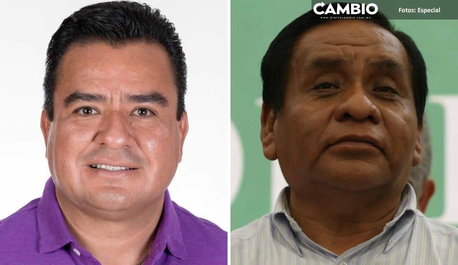 Carlos Barragán y El Mostro Alatriste se emberrinchan e impugnan sus derrotas