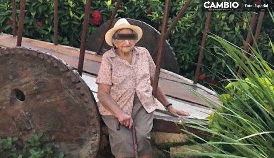 Abuelita recibe vacuna antiCovid, pero su hija la atropella y la mata