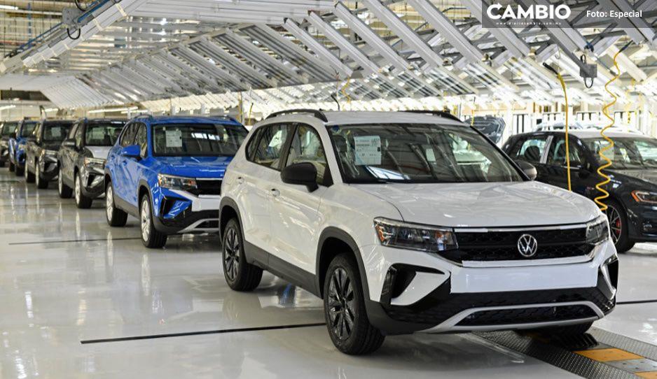 Pandemia golpea a la industria automotriz; ventas de VW caen 21% y 15% en Audi