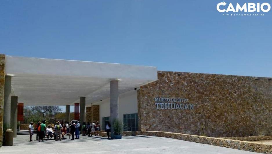 Despiden a trabajadores en zona arqueológica de Tehuacán por falta de recursos